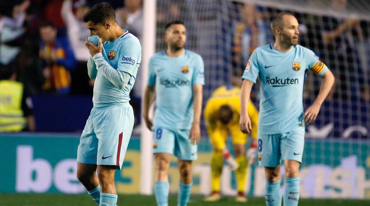 Levante Barcelona maç özeti