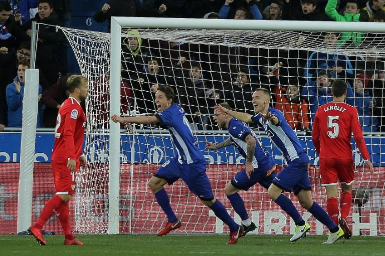 Sevilla Deportivo Alaves maç özeti