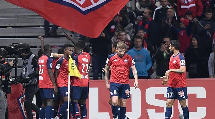 Lille Marsilya maç özeti
