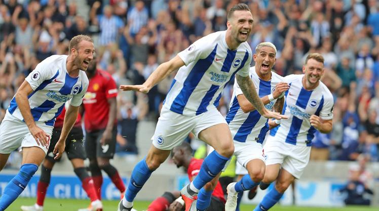 Brighton & Hove Albion Manchester United maç özeti