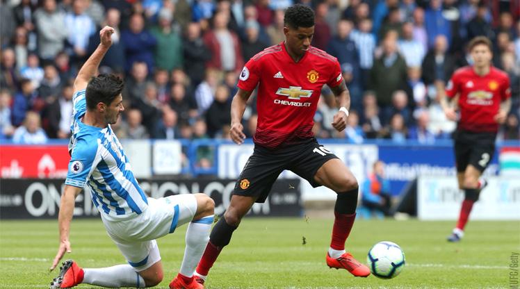 Huddersfield Town Manchester United maç özeti