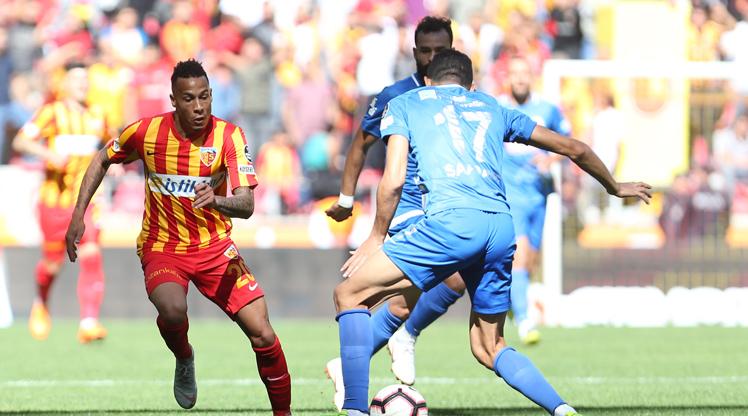Kayserispor Çaykur Rizespor maç özeti