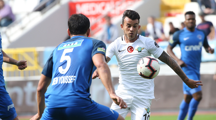 Kasımpaşa Akhisarspor maç özeti