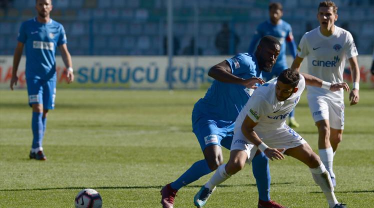 BŞB Erzurumspor Kasımpaşa maç özeti