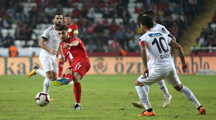Antalyaspor Akhisarspor maç özeti