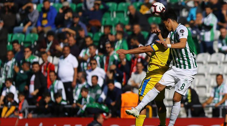Atiker Konyaspor MKE Ankaragücü maç özeti