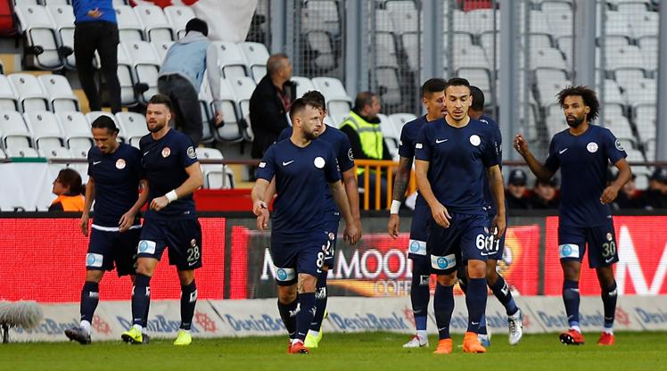 Antalyaspor Göztepe maç özeti