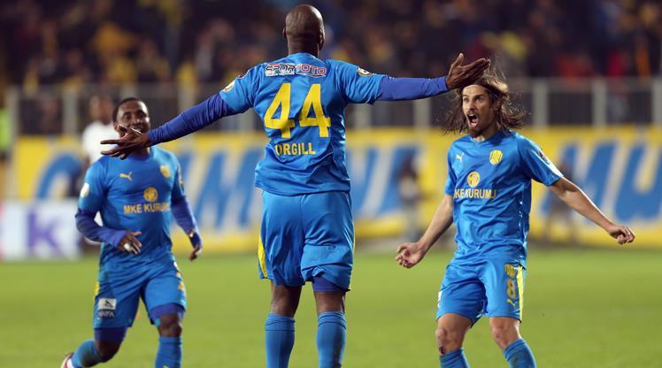 MKE Ankaragücü Kasımpaşa maç özeti