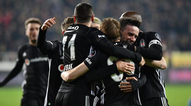 Evkur Yeni Malatyaspor Beşiktaş maç özeti