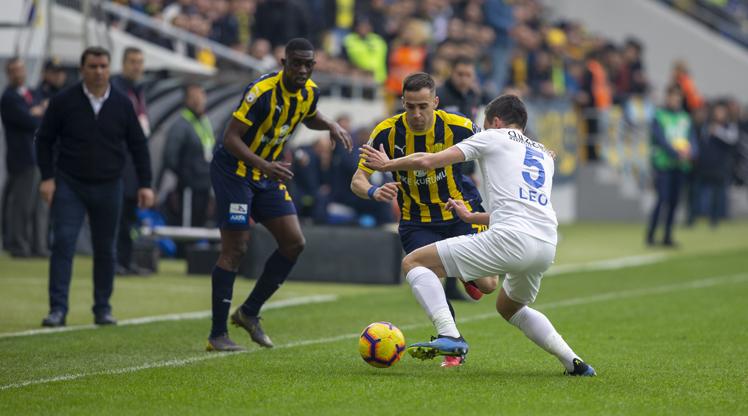 MKE Ankaragücü BŞB Erzurumspor maç özeti