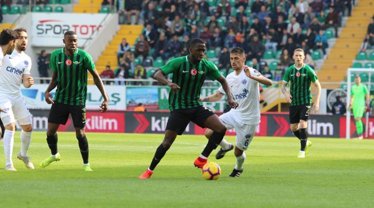 Akhisarspor Kasımpaşa maç özeti