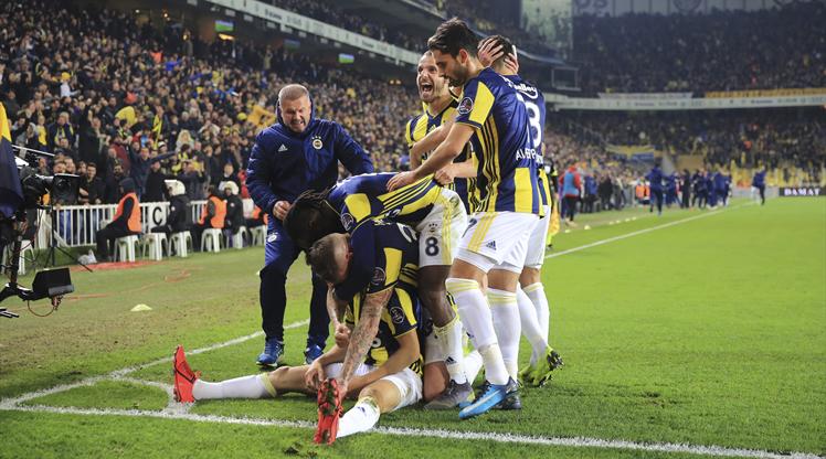 Fenerbahçe Demir Grup Sivasspor maç özeti