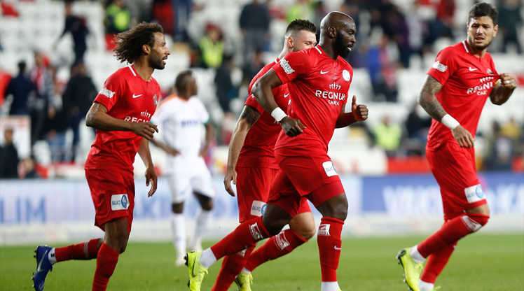 Antalyaspor Aytemiz Alanyaspor maç özeti