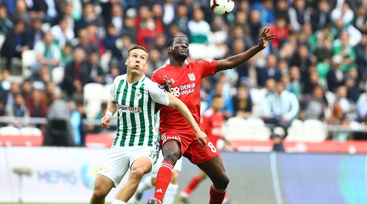 Atiker Konyaspor Demir Grup Sivasspor maç özeti