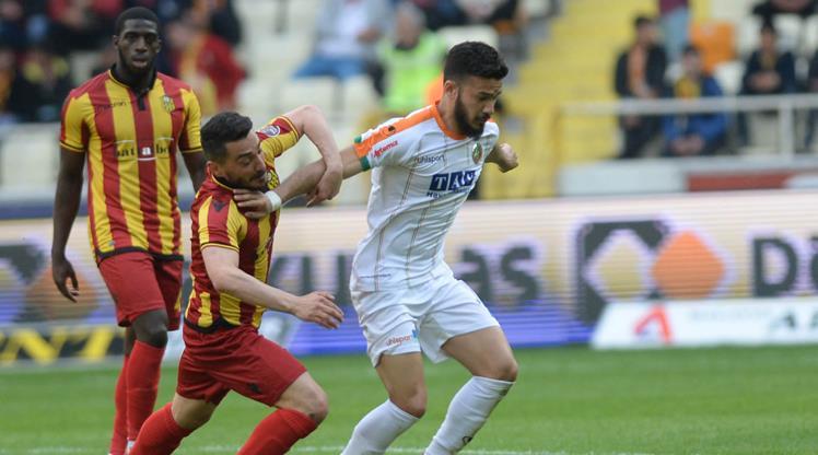 Evkur Yeni Malatyaspor Aytemiz Alanyaspor maç özeti