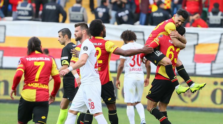 Göztepe Antalyaspor maç özeti