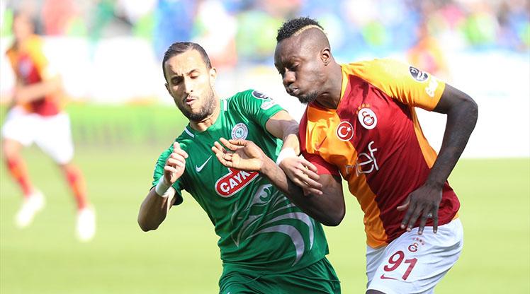 Çaykur Rizespor Galatasaray maç özeti