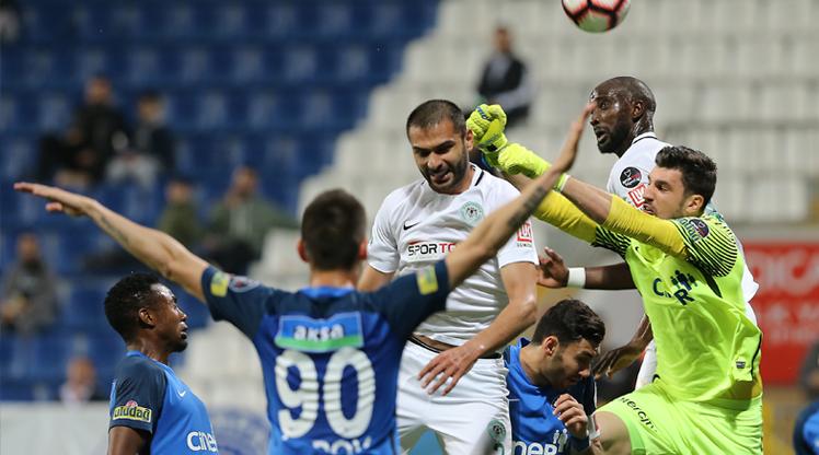 Kasımpaşa Konyaspor maç özeti