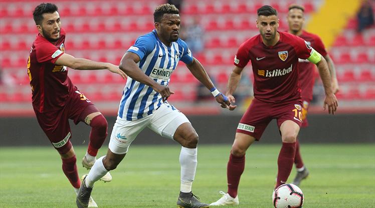 İstikbal Mobilya Kayserispor BŞB Erzurumspor maç özeti