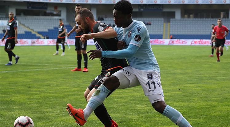 Medipol Başakşehir Alanyaspor maç özeti