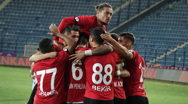Gençlerbirliği Hatayspor maç özeti