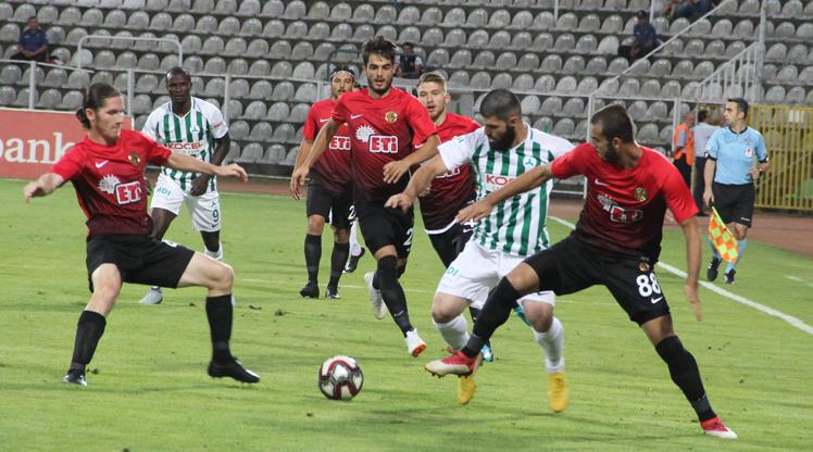 Giresunspor Eskişehirspor maç özeti