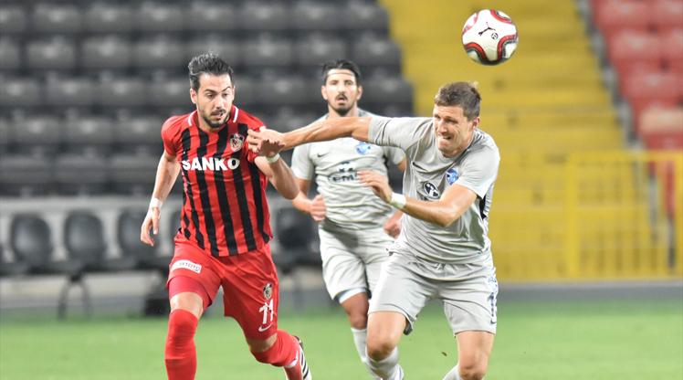 Gazişehir Gaziantep FK Adana Demirspor maç özeti
