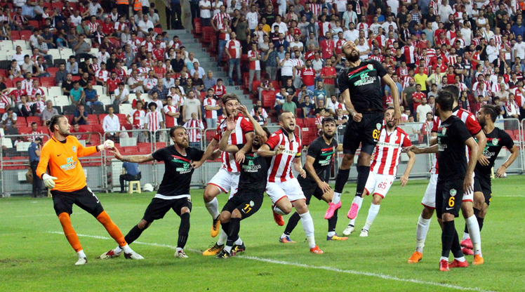 Altınordu Denizlispor maç özeti