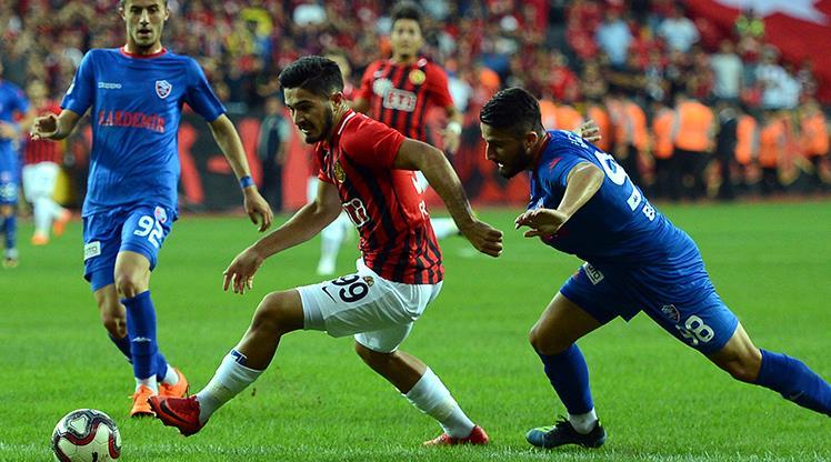 Eskişehirspor Kardemir Karabükspor maç özeti