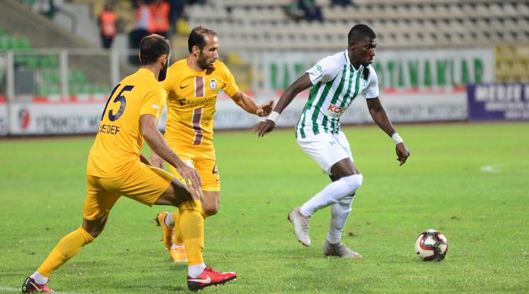 Giresunspor Afjet Afyonspor maç özeti
