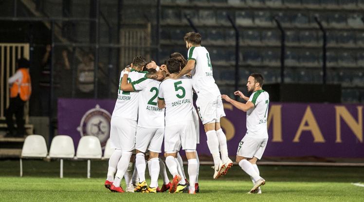 Osmanlıspor FK Denizlispor maç özeti