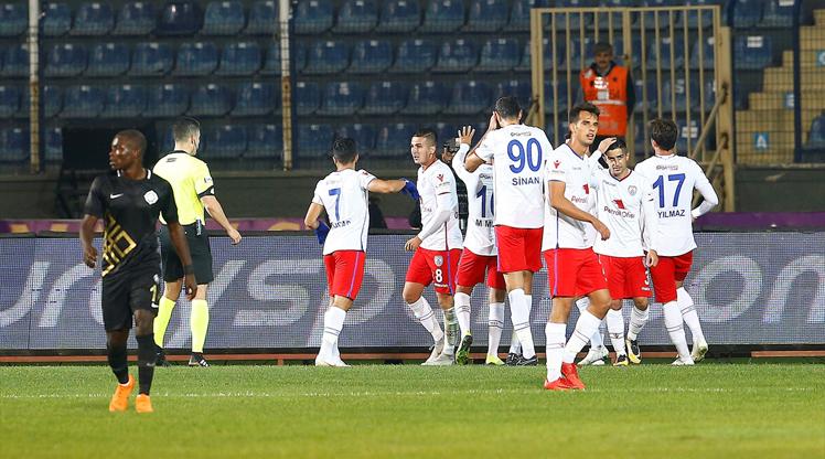 Osmanlıspor FK Altınordu maç özeti