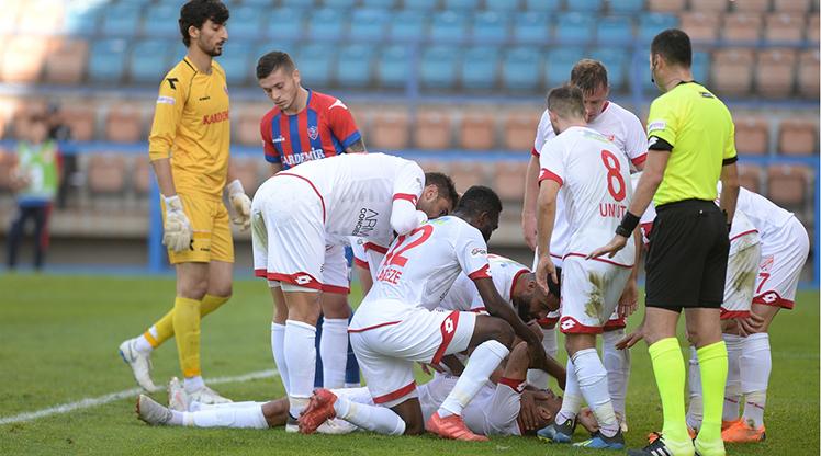 Kardemir Karabükspor Boluspor maç özeti
