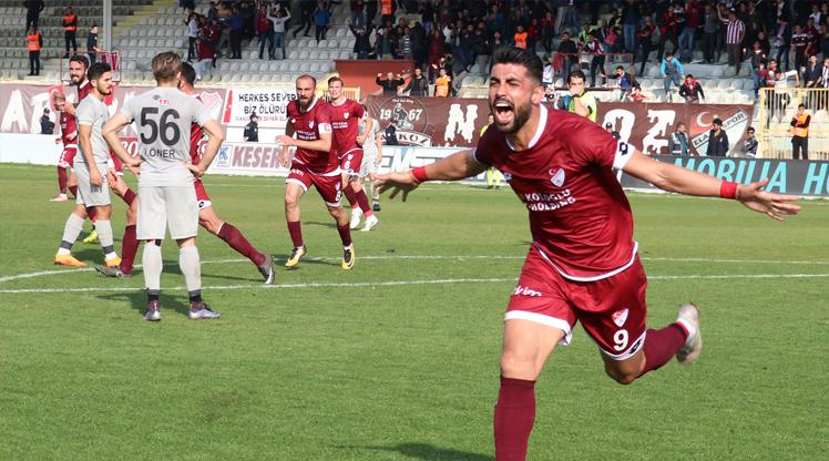 Tetiş Yapı Elazığspor Eskişehirspor maç özeti