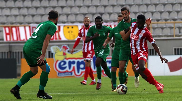 Boluspor Denizlispor maç özeti