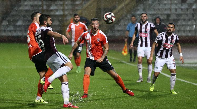 Adanaspor Hatayspor maç özeti