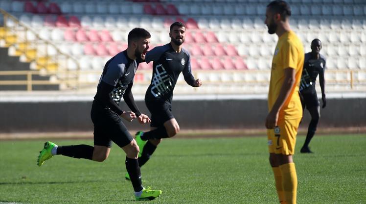 Osmanlıspor FK Afjet Afyonspor maç özeti