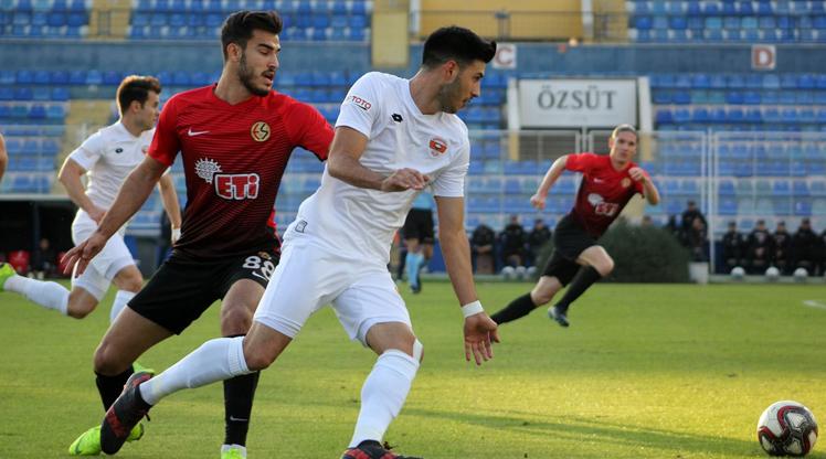 Adanaspor Eskişehirspor maç özeti