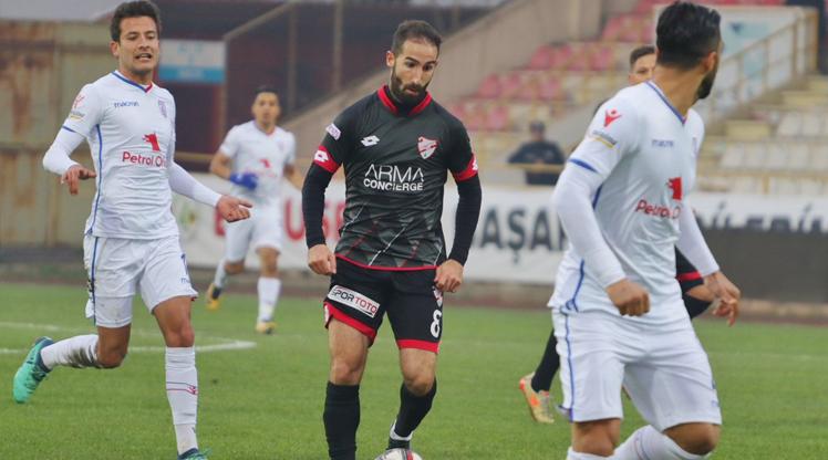 Boluspor Altınordu maç özeti