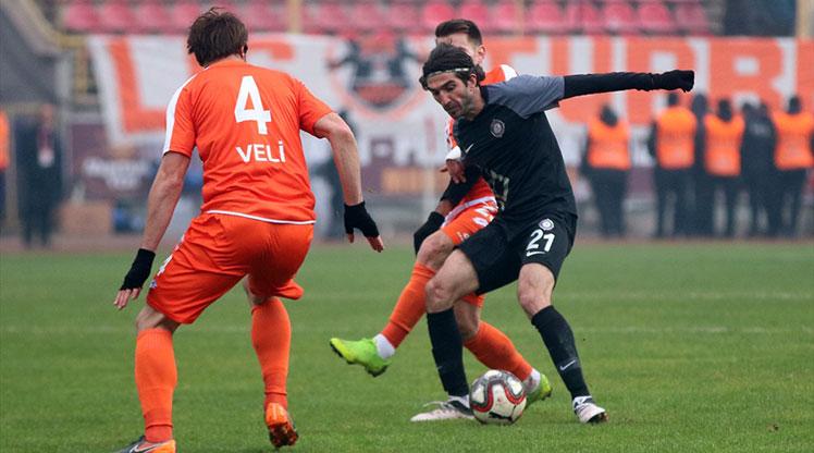 Osmanlıspor FK Adanaspor maç özeti