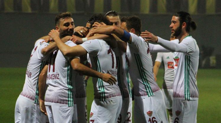 İstanbulspor Hatayspor maç özeti
