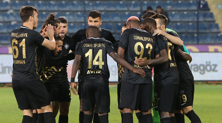 Abalı Denizlispor Osmanlıspor FK maç özeti