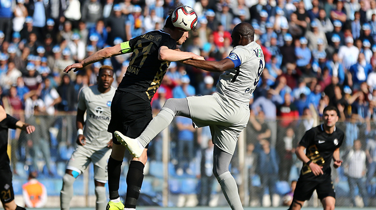 Adana Demirspor Osmanlıspor FK maç özeti