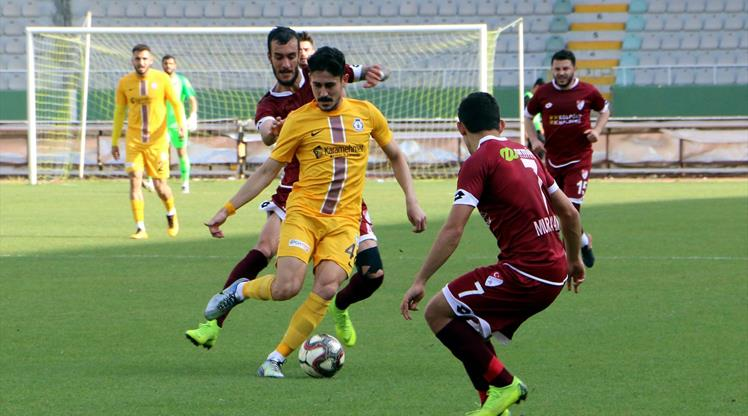 Birevim Elazığspor Afjet Afyonspor maç özeti