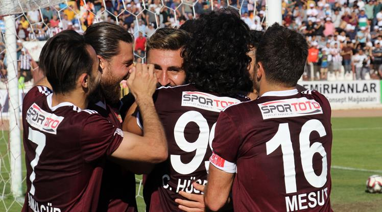 Hatayspor Giresunspor maç özeti
