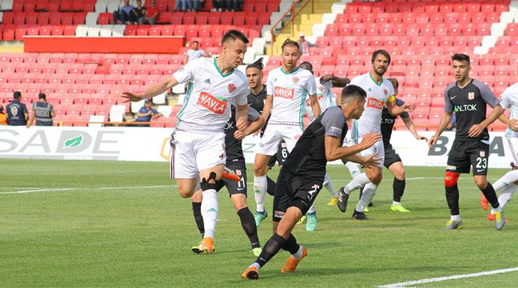 Balıkesirspor Hatayspor maç özeti