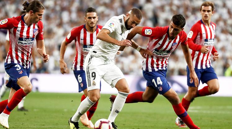 Real Madrid Atletico Madrid maç özeti