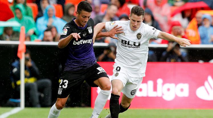 Valencia Leganes maç özeti