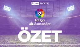 Getafe Villarreal maç özeti