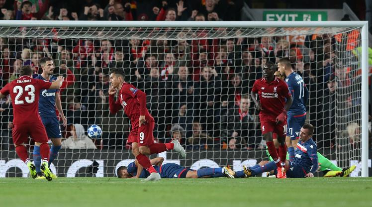 Liverpool Kızıl Yıldız maç özeti